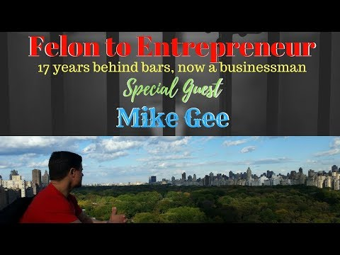 Successful entrepreneur after 17 years in prison