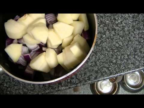 Cheap Recipes: Apple, Red Onion and Pork Pie