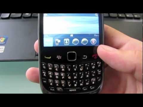 How to Unlock Blackberry 9300 Curve