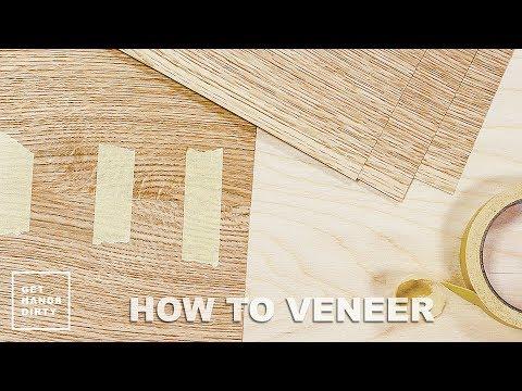 Studio Kitchen: Oak Veneer on Plywood - Ep.1.5