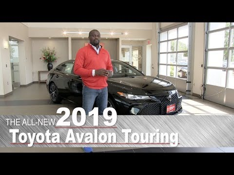 All-New 2019 Toyota Avalon Touring | Mpls, St Paul, Brooklyn Center, Coon Rapids, MN | Review