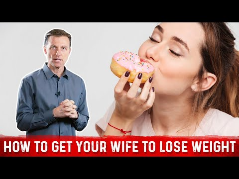 How to Get Your Wife To Lose Weight: FOR MEN ONLY!