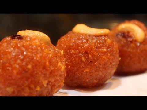 Carrot Laddu Recipe | Home Made Carrot Ladoo Recipe