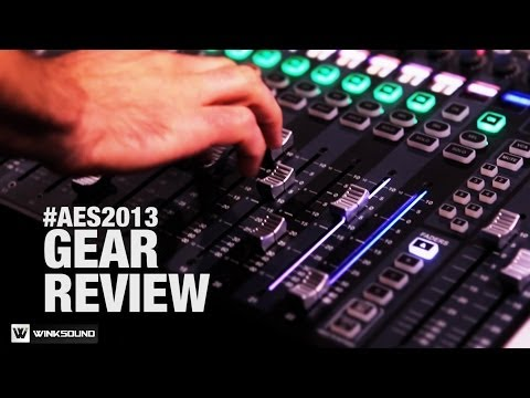 AES 2013 Gear Review | WinkSound