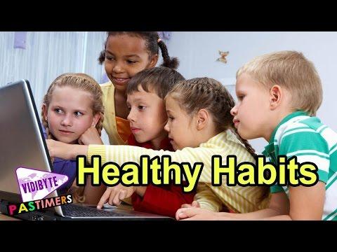 Top 10 Tips to Help Children Develop Healthy Habits ||  Healthy Habits