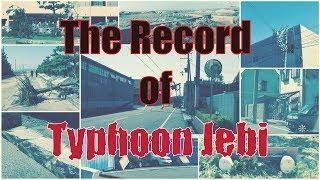 和歌山市周辺における台風21号の被害状況 - The Disaster Of Typhoon Jebi