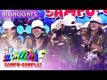 Classic Showtime The Queenz Of XS Enters The Weekly Finals It39s Showtime Sampu Sample