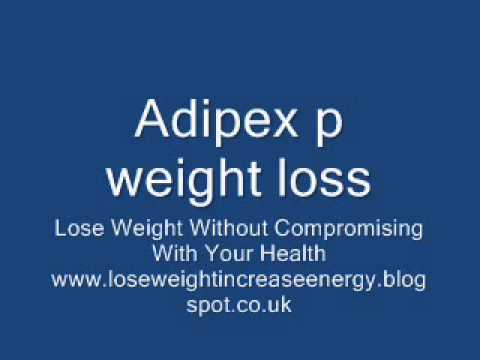 Adipex p weight loss