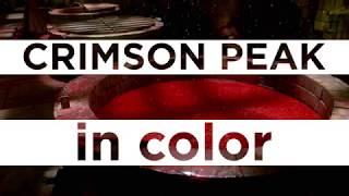 Crimson Peak - Color Palette Supercut