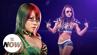 Paige comments on Asuka vs. Emma match for WWE TLC: WWE Now