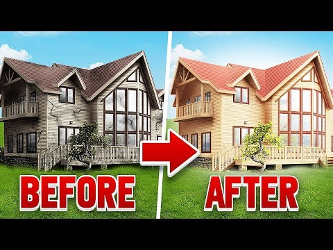 RENOVATING HOUSES!! (House Flipper)