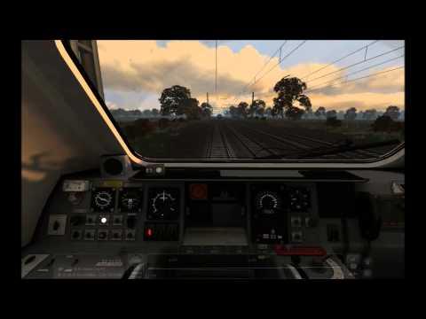 Train Simualtor 2015: 1D07 - 06:55 St Pancras Nottingham