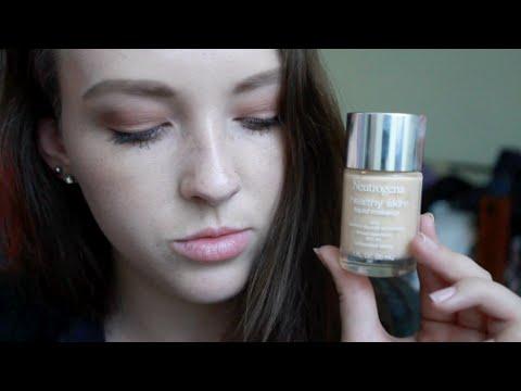 Neutrogena Healthy Skin Foundation First Impression/Review!