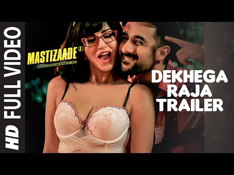 Xxx Mp4 Dekhega Raja Trailer FULL VIDEO SONG Mastizaade Sunny Leone Tusshar Kapoor Vir Das T Series 3gp Sex