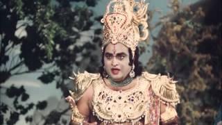 Lakshmi kills demon Jambasura