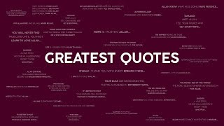 Quotes of the Day  - Best Islamic Quotes - Greatest Motivation Quotes ᴴᴰ