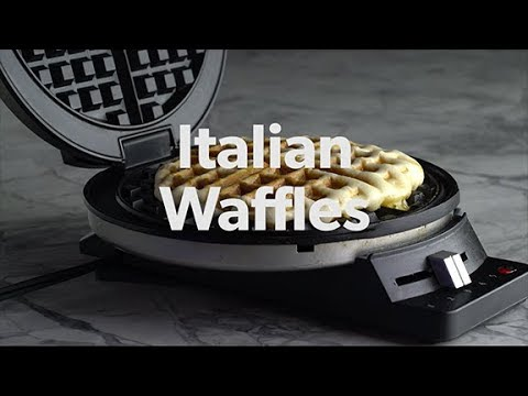 Italian Waffles