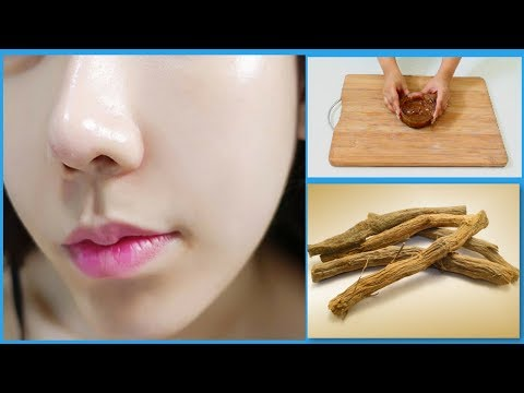 Permanent Skin Whitening with Licorice | Get Milky Whiten Skin Permanently (100% Result)
