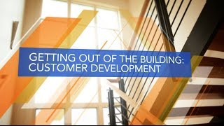 Download The Lean Approach: Getting Out of the Building: Customer Development Video