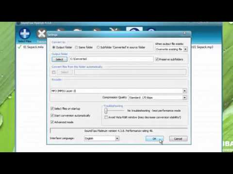 Download Free M4a To MP3 Converter