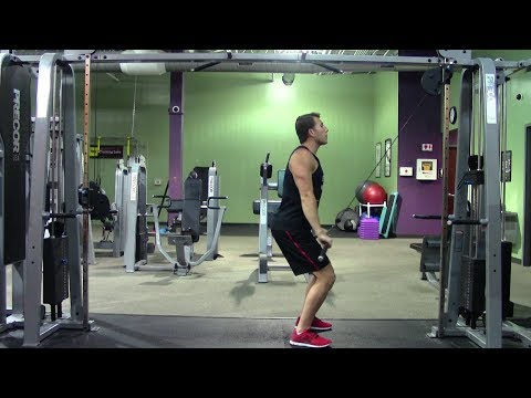 Beginner Upper Body Workout in the Gym - HASfit Easy Upper Body Workouts - Upper Body Exercises