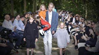 Dad wear: How fathers became fashion mavens