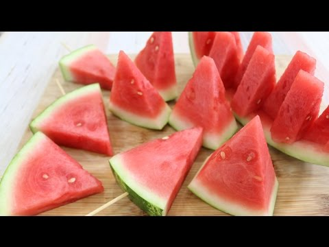 How to Cut a Watermelon - Episode 94