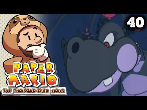Gloomy Toes - Paper Mario: The Thousand-Year Door - Episode 40