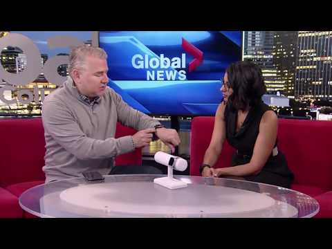 First look at Fitbit Versa | GlobalTV Tech Talk March 21 2018