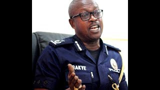 I WAS ILLEGALLY FIRED FROM GHANA POLICE SERVICE BY COP KOFI BOAKYE