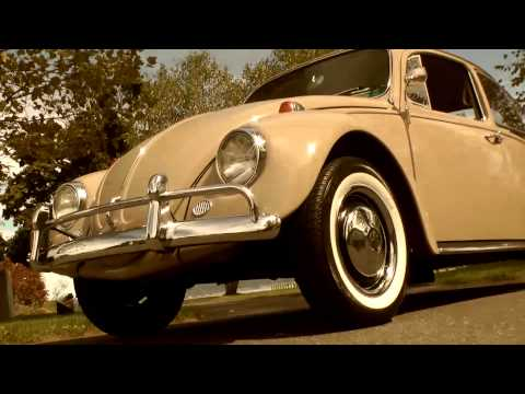 Classic VW BuGs 1967 Savanna Beige VW Beetle Vintage Restoration by Chris Vallone