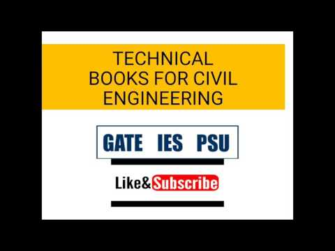 CIVIL ENGINEERING TECHNICAL REFERENCE BOOKS