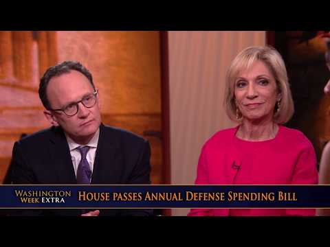 Revisiting the House Defense spending bill