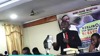 Debate!!!   Avram Ben Moshe Vs Sir Jafaru Ahmed   The Accepted Rreligion