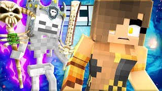 THE LICH KINGS TOWER! TWILIGHT FOREST BOSS BATTLE! | Krewcraft Minecraft Survival | Episode 8