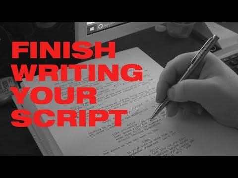 Script writing for Beginners