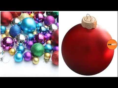 Ball Christmas Ornaments - Large Christmas Ball Ornaments