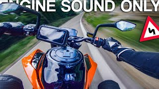 KTM 790 Duke sound [RAW Onboard]
