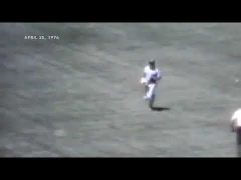 Rick Monday's 'GREAT PLAY' to save the American Flag - April 25, 1976