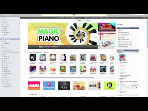 How To Create An iTunes Store Account With No Credit Card