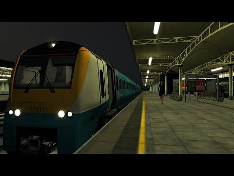 TRAIN SIMULATOR 2017 CARDIFF - CHELTENHAM SPA [CLASS 175]