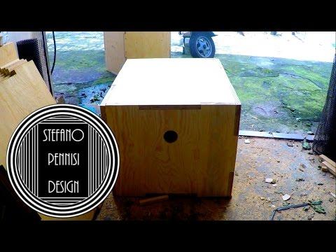 How To Make a Crossfit Plyo Box - Come Fare un Box Pliometrico - Fai Da Te