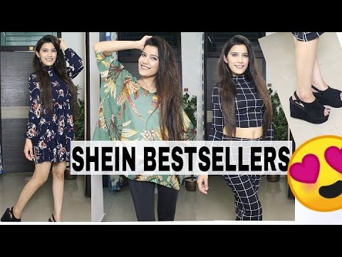 😮 I Tried Only Bestsellers From Shein | Super Style Tips