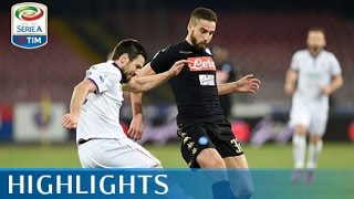Napoli - Fiorentina - 1-0 - Highlights - Tim Cup 2016/17