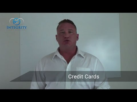 Credit Cards - Integrity Credit Solutions