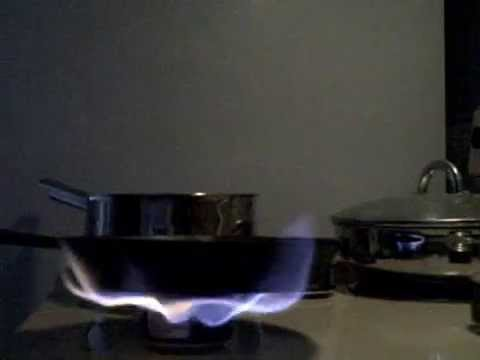 Homemade Alcohol Stove (soda pop/beer can stove) -