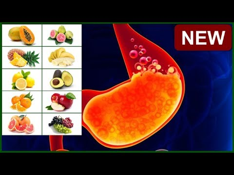 Natural Cures For Acid Reflux (Diet): Top 10 Fruits To Cure Acid Reflux & Relieve Heartburn Fast