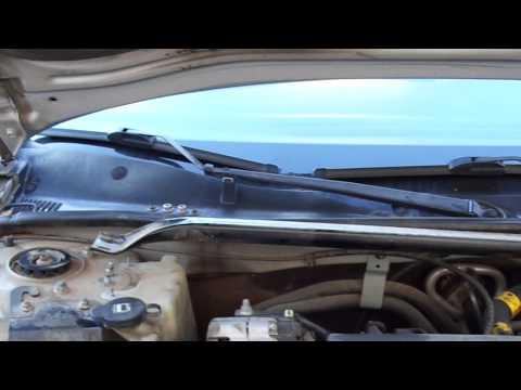Chevy Impala 2003, 3.8 (Power steering reservoir)