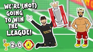🔴Liverpool beat Man Utd 2-0!🔴
