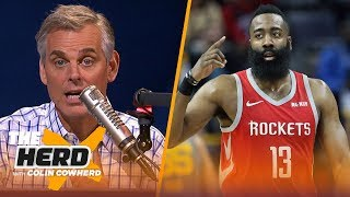 Colin Cowherd lists the 10 greatest left handers of all-time | THE HERD